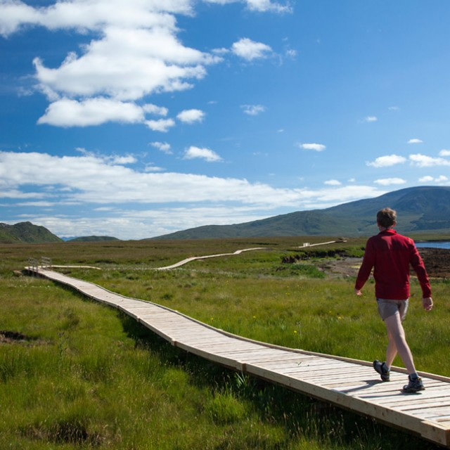 Enjoy more heritage highpoints than on any other Irish trail.