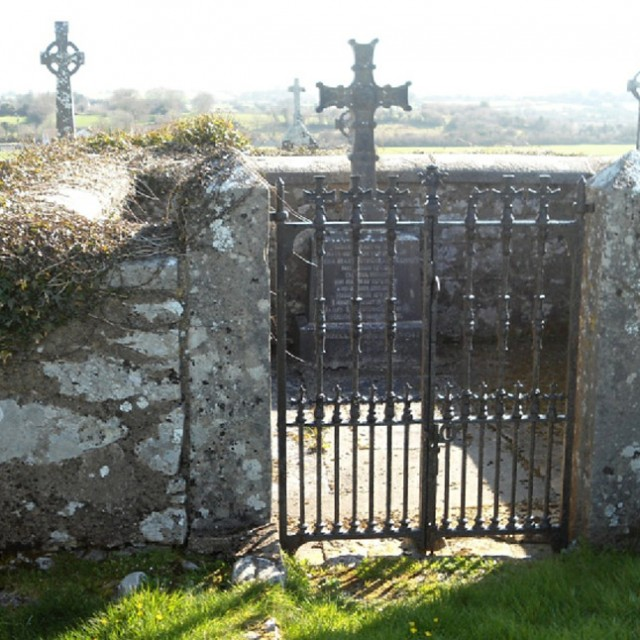 Fitzgerald Kenny Grave