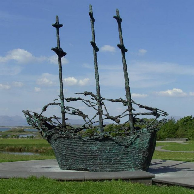The National Famine Monument